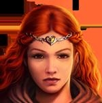 Angelterra, Princess of Palzintine
