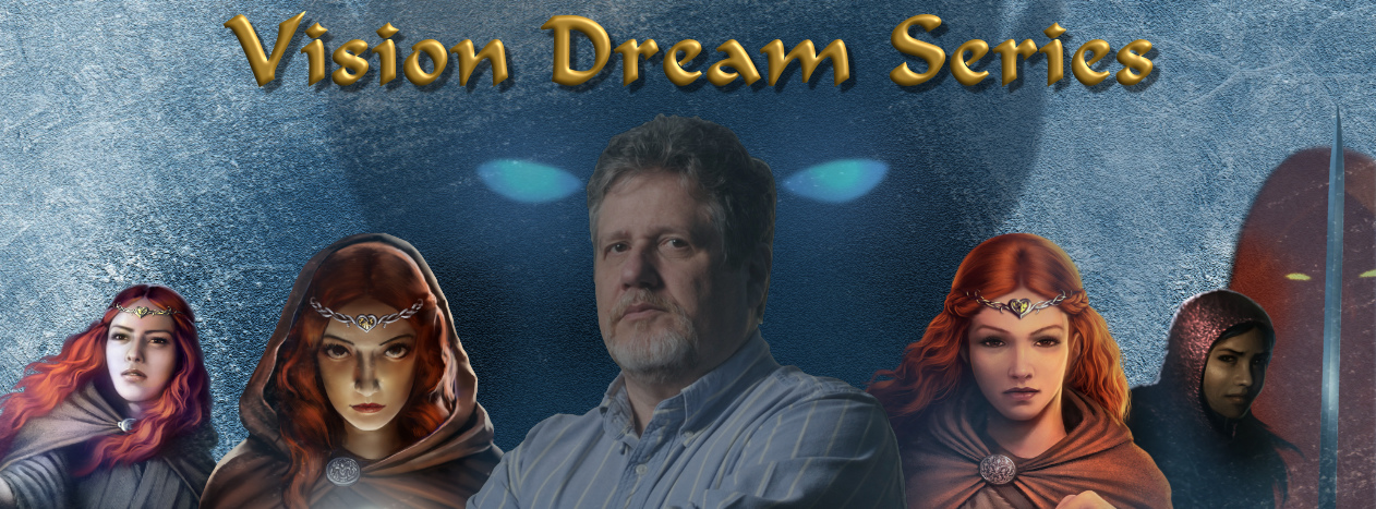 Vision Dream Series by Robert Clifton Storey Jr